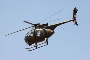 偵察ヘリの写真素材 [FYI00082595]