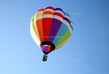 熱気球の素材 [FYI00082628]