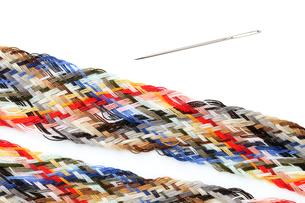 針と糸の素材 [FYI00082713]