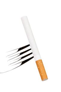 タバコの写真素材 [FYI00082741]