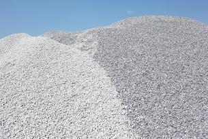 砂利の素材 [FYI00082774]