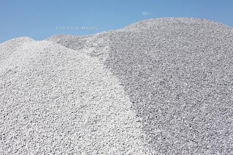 砂利の素材 [FYI00082785]