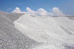 砂利の素材 [FYI00082792]