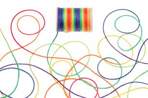 糸の素材 [FYI00082984]