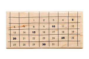 カレンダーの素材 [FYI00083021]