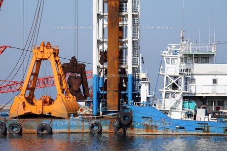 海砂採取船の素材 [FYI00083148]