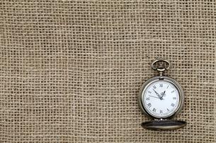 懐中時計の写真素材 [FYI00083426]