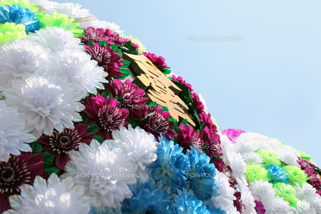 花環の写真素材 [FYI00083528]