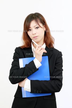 ビジネスウーマンの写真素材 [FYI00083572]
