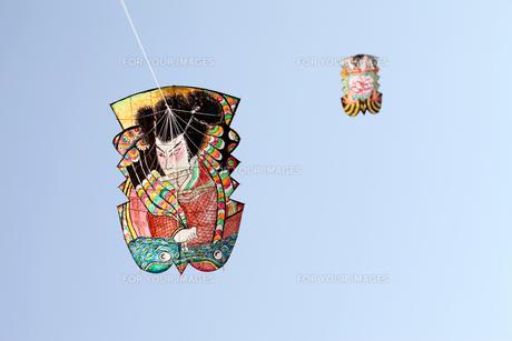和凧の写真素材 [FYI00083849]