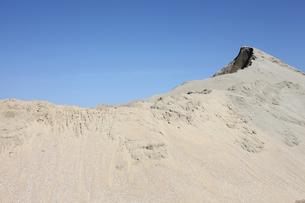 砂山の写真素材 [FYI00083881]