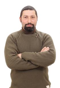外国人の男性の写真素材 [FYI00083901]