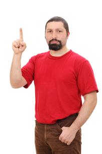 外国人の男性の写真素材 [FYI00083909]