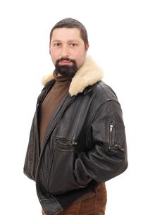 外国人の男性の写真素材 [FYI00083917]