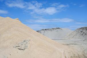 砂山の写真素材 [FYI00084346]
