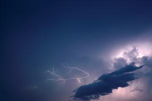 雷の写真素材 [FYI00084485]
