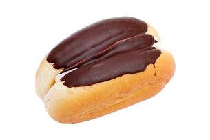 チョコレートパンの写真素材 [FYI00084643]