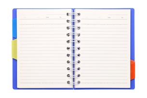 手帳の写真素材 [FYI00084714]