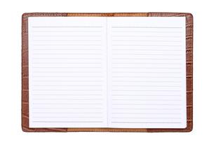 手帳の写真素材 [FYI00084733]