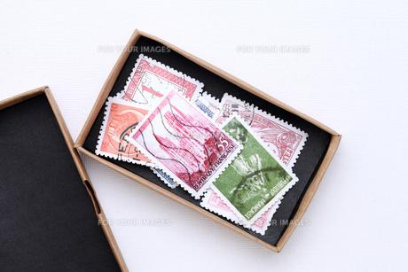 切手の写真素材 [FYI00084853]