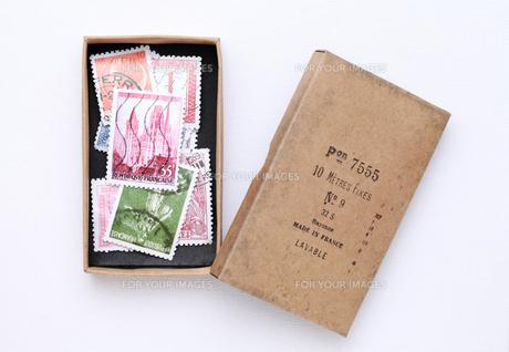 切手の写真素材 [FYI00084864]