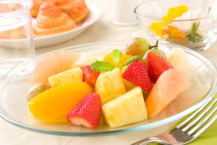 フルーツサラダの素材 [FYI00084921]