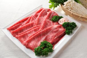 高級和牛肉の写真素材 [FYI00084963]
