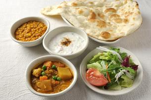 インド料理の写真素材 [FYI00084964]