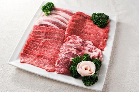 和牛肉の写真素材 [FYI00084970]
