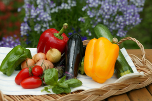 オーガニックな野菜の素材 [FYI00084971]