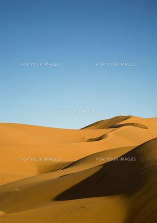 砂漠の写真素材 [FYI00085501]