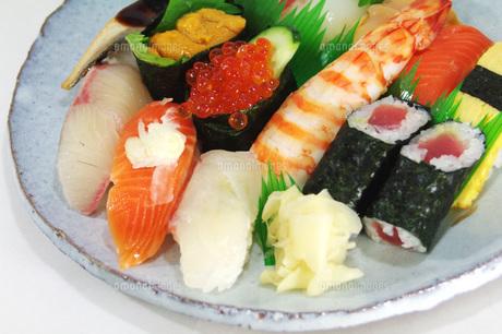 寿司の素材 [FYI00085508]