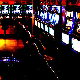 ギャンブルイメージの写真素材 [FYI00085517]