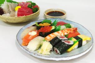 寿司の素材 [FYI00085519]
