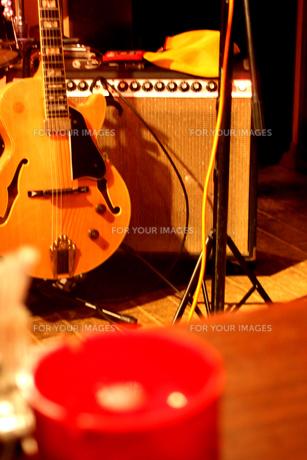 音楽イメージの写真素材 [FYI00085534]