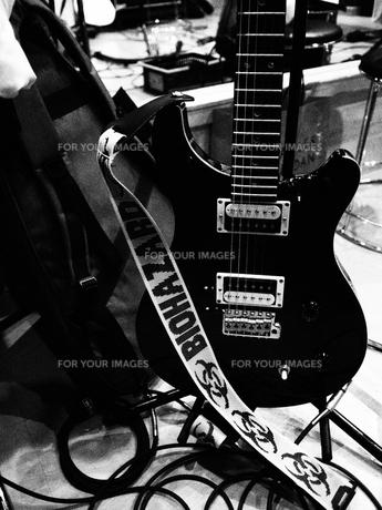 ギターの写真素材 [FYI00085610]