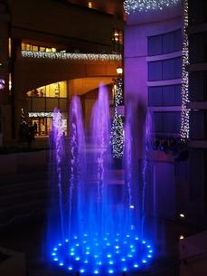 川崎ラチッタデッラの噴水の写真素材 [FYI00085821]