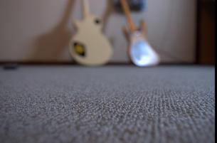 ギターの写真素材 [FYI00086176]