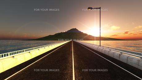 道路の素材 [FYI00086687]
