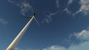 プロペラ風車の素材 [FYI00086690]