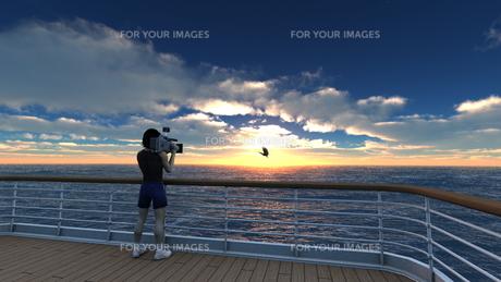 カメラマンの写真素材 [FYI00086713]