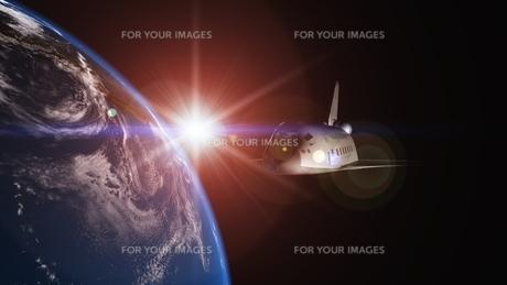 地球の写真素材 [FYI00086761]