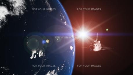 地球の写真素材 [FYI00086763]