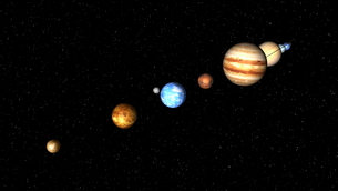 惑星の写真素材 [FYI00086885]