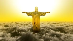 キリスト像の写真素材 [FYI00087046]