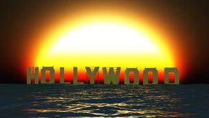 ハリウッドの写真素材 [FYI00087061]