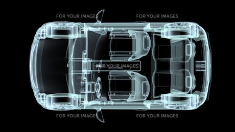 自動車の素材 [FYI00087444]