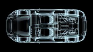 自動車の素材 [FYI00087446]