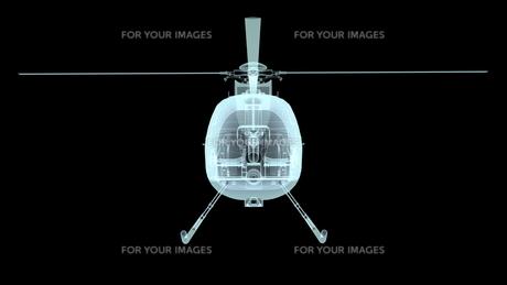 ヘリコプターの写真素材 [FYI00087475]