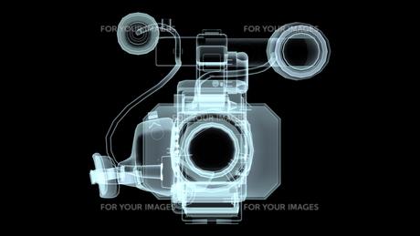 ビデオカメラの写真素材 [FYI00087488]